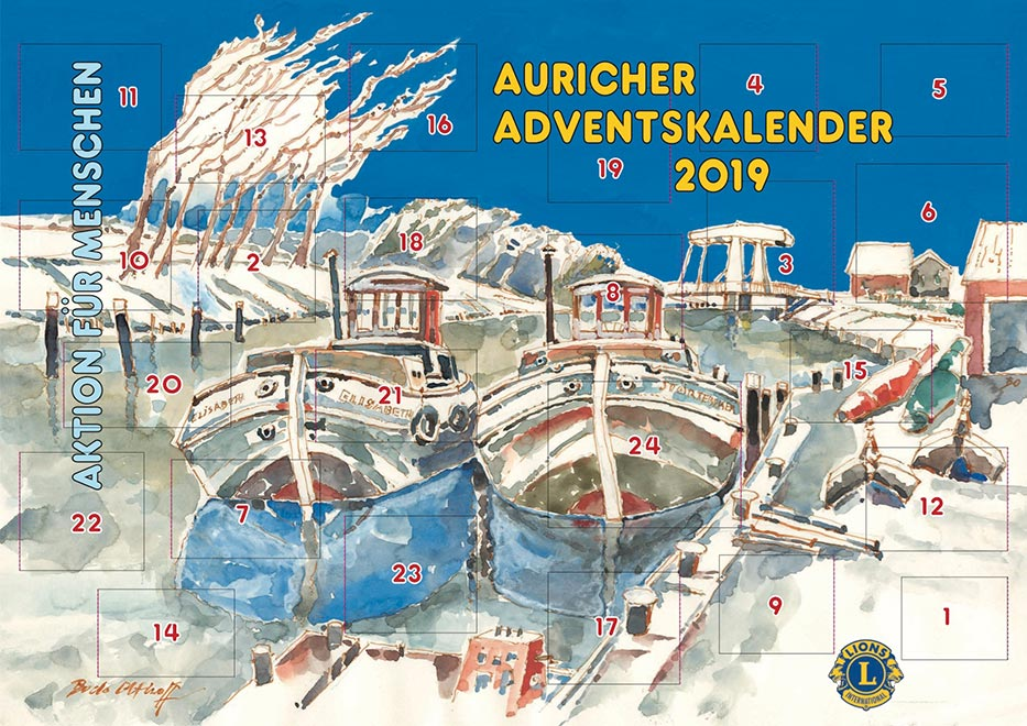 Auricher Adventskalender 2019